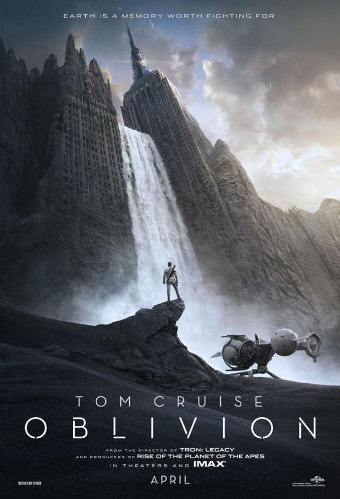 オブリビオン Tom_Cruise-Oblivion-Poster