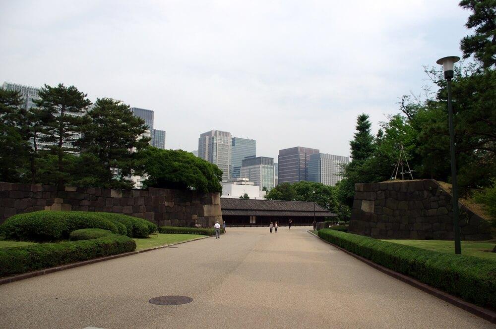 皇居 江戸城