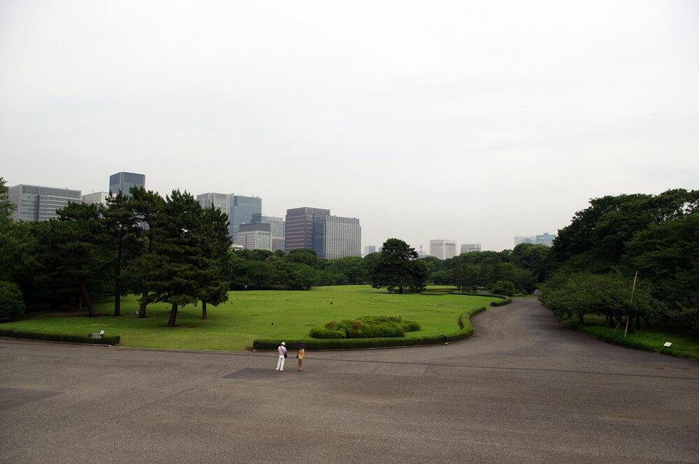 皇居 江戸城 本丸御殿