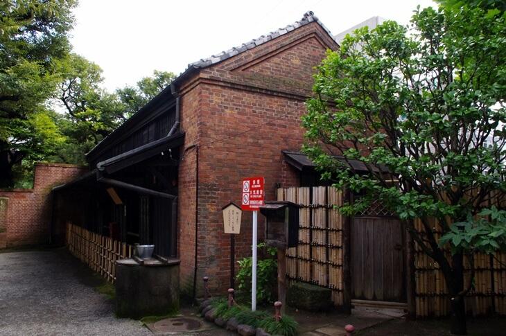 旧乃木邸 馬小屋