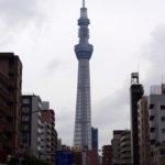 都内屈指の絶景ポイント:駒形橋から眺める東京スカイツリー