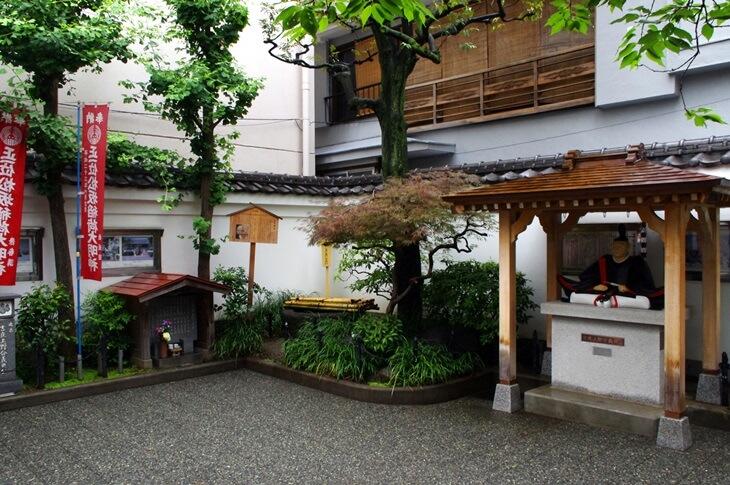 吉良邸  (2)