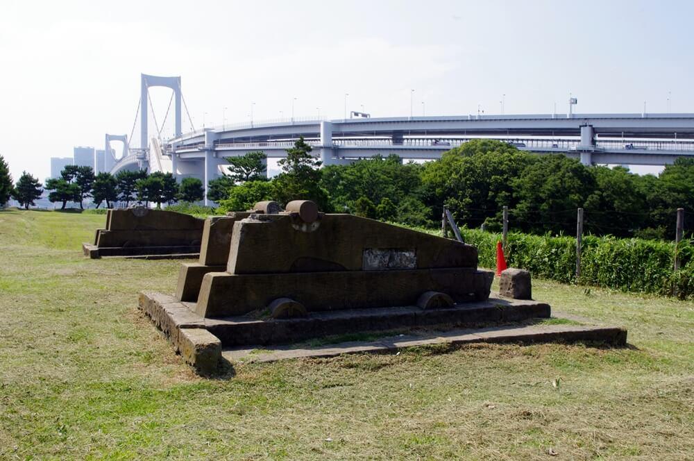 第三台場 砲台 (12)