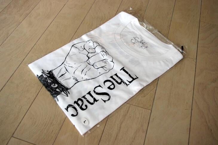 祐真朋樹オリジナルTシャツ (1)