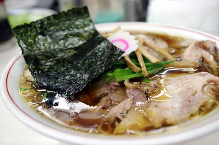青島食堂 青島チャーシュー (4)