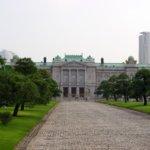2013年赤坂迎賓館一般参観、再び彼の地へ。
