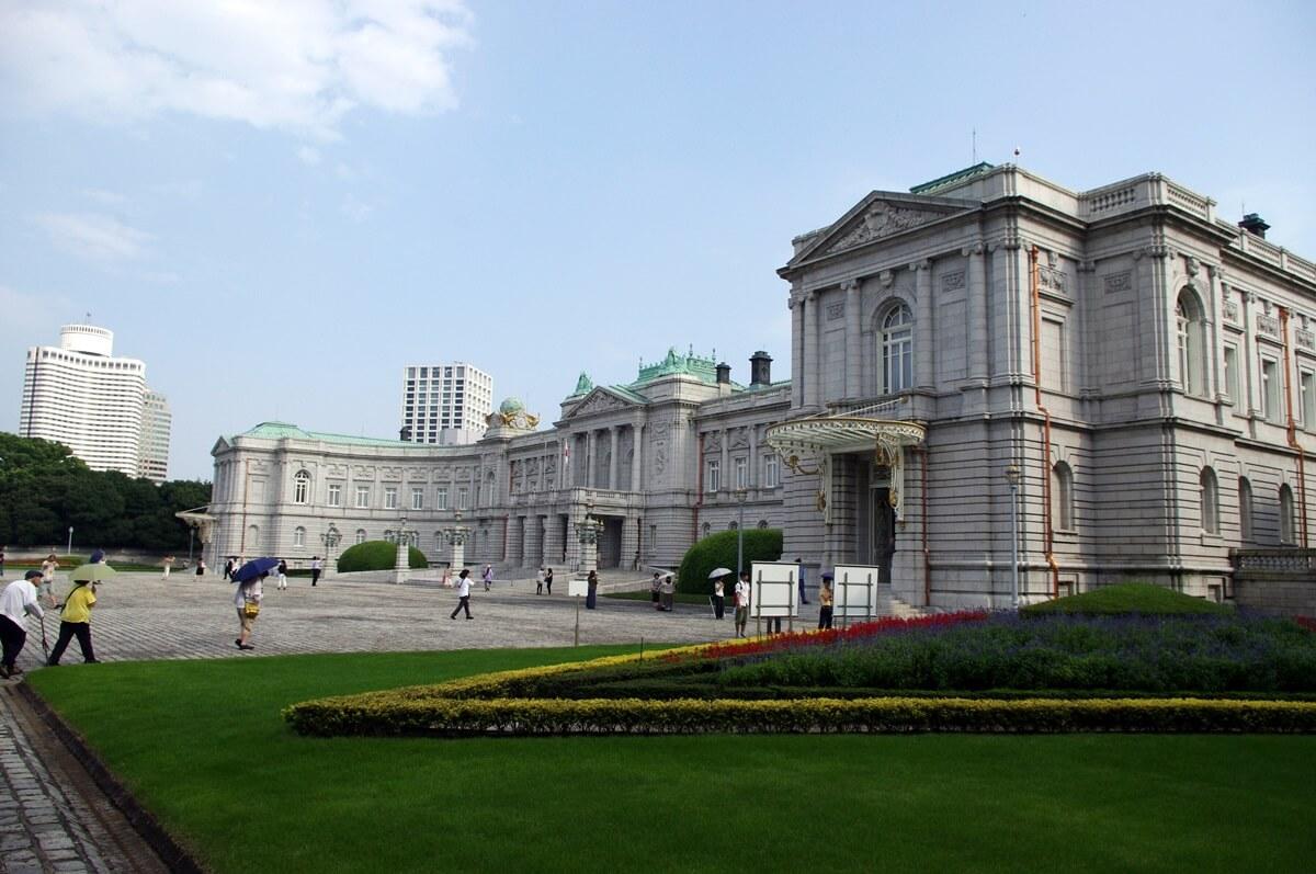 2013年赤坂迎賓館一般参観 (2)