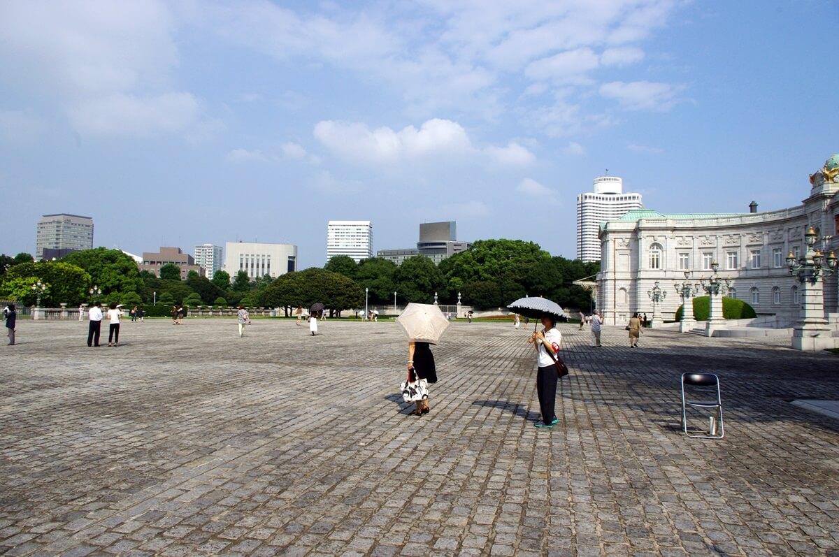 2013年赤坂迎賓館一般参観s (4)