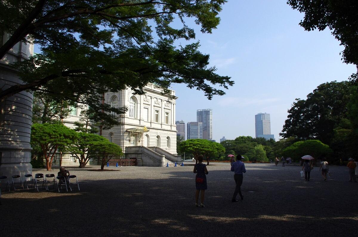 2013年赤坂迎賓館一般参観 (6)
