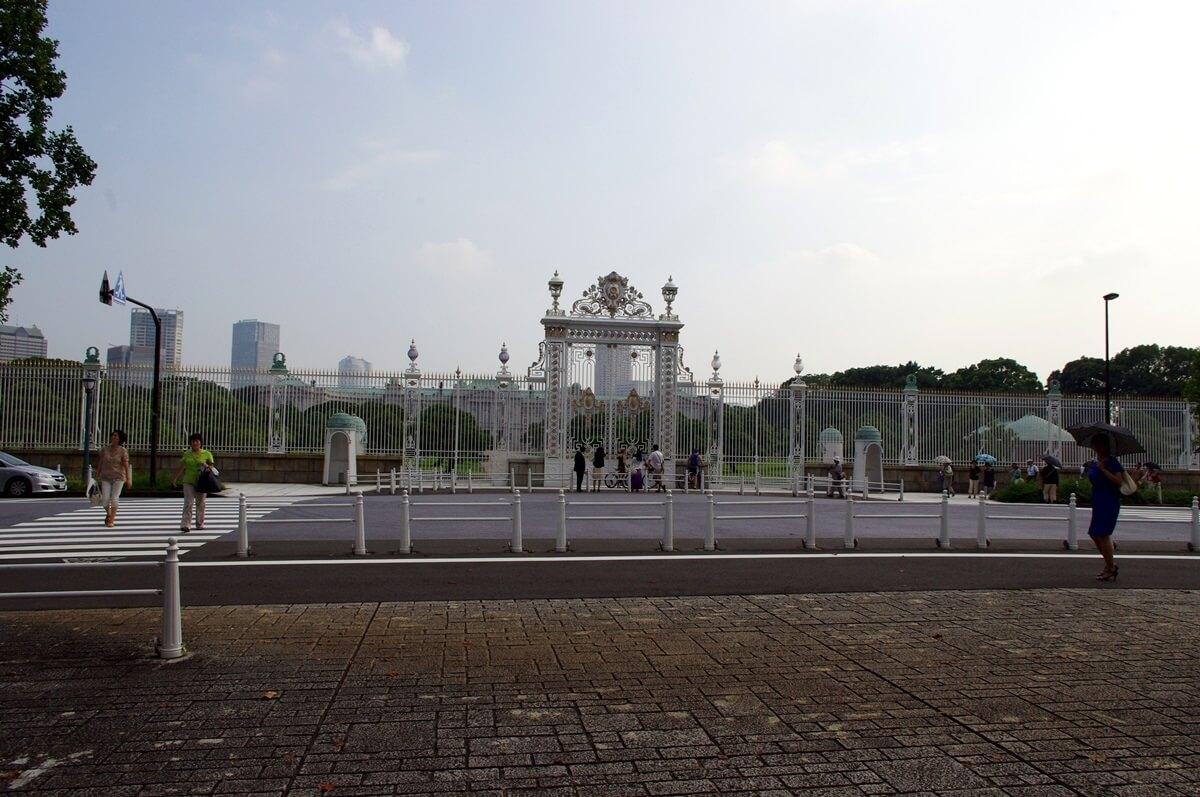 2013年赤坂迎賓館一般参観