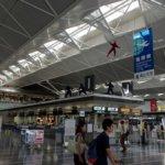 帰りは中部国際空港 セントレア。