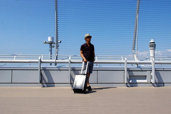 中部国際空港 セントレア & ゼロハリバートン (3)