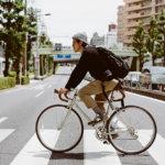 自転車に乗るファッショニスタたち。Part.6