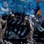 3D映画は最前列で観るのが吉デス。とくにパシフィックリムはね。