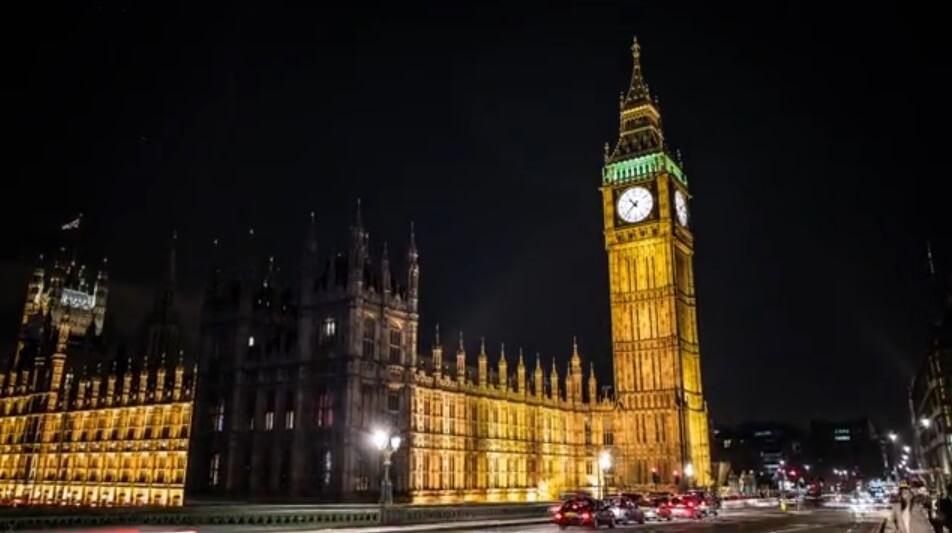 Big Ben2 ロンドン ビッグベン