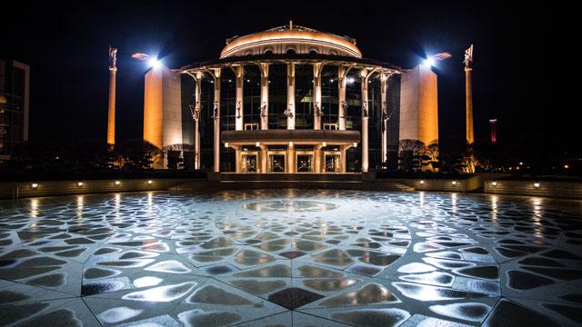 ブダペストシアター budapest theatre