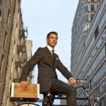 自転車に乗るファッショニスタたち。Part.2