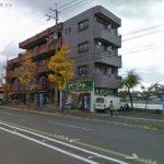 今から26年前の大学生時代に下宿していた京都のマンションが未だ健在であることをGoogleストリートビューで知りました。