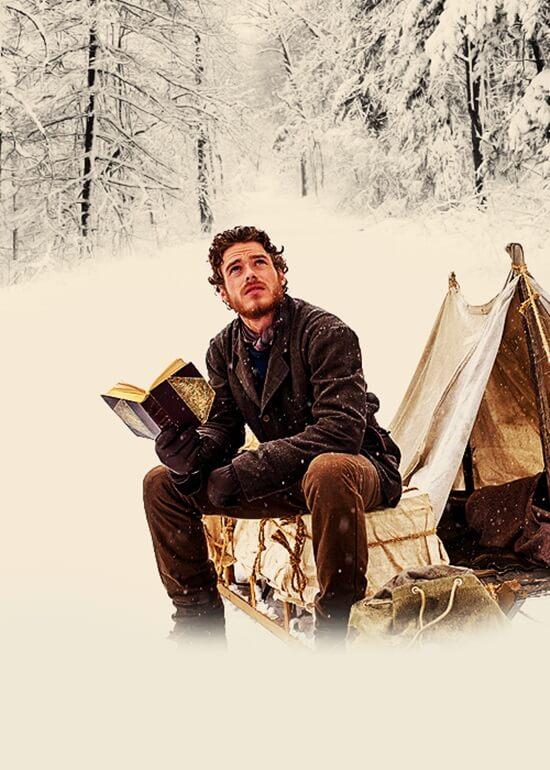 読書の秋を飛び越えて読書の冬