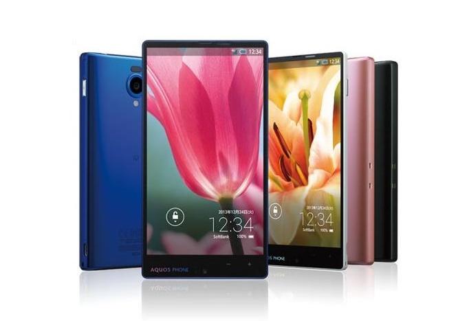 AQUOS PHONE Xx 302SH