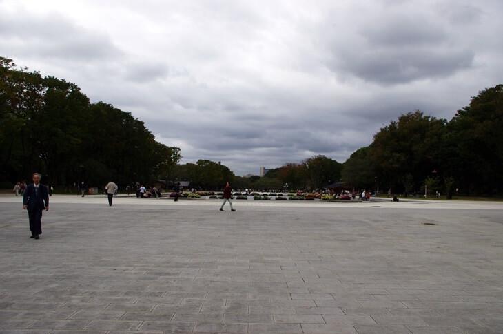 上野恩寵公園