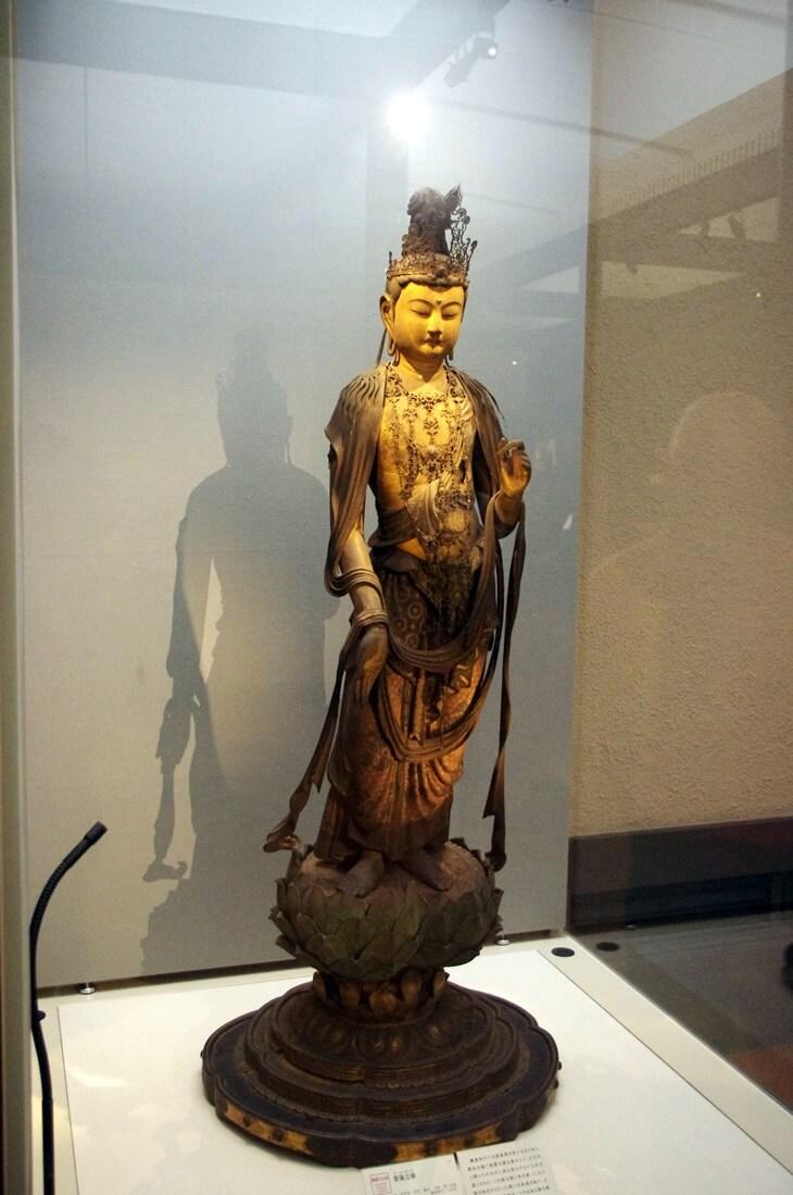 菩薩立像 (1)