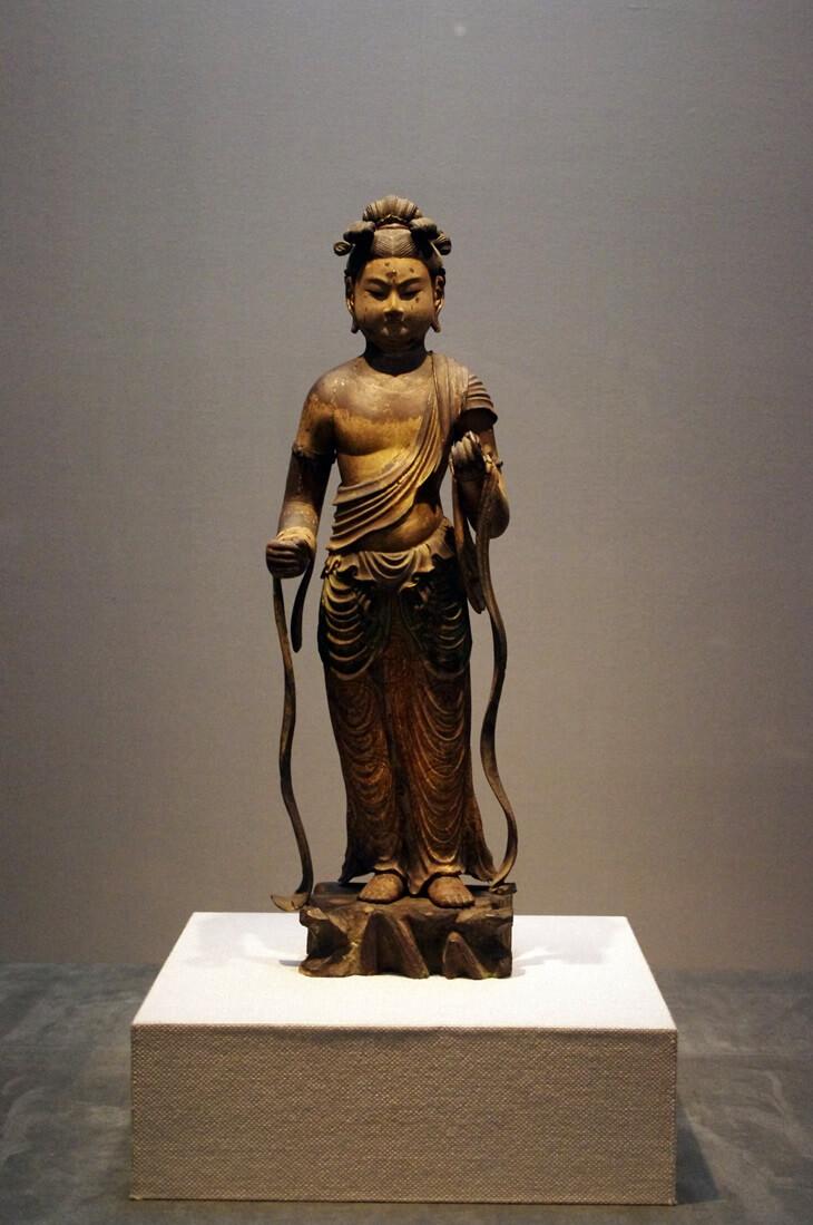 文殊菩薩立像(もんじゅぼさつりゅうぞう)