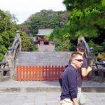 2013年秋の鎌倉 鶴岡八幡宮。