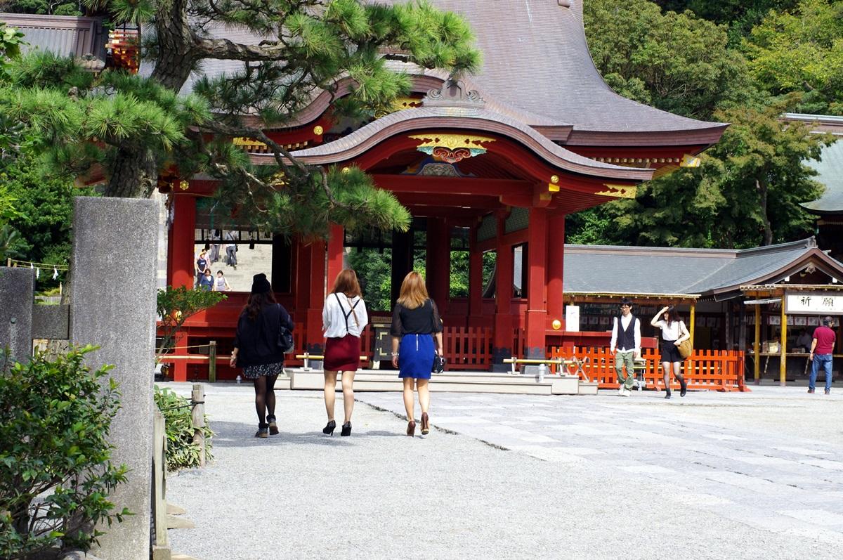 鎌倉 鶴岡八幡宮 (6)