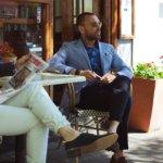 ジュード・ロウもイタリアオヤジも真っ青なお洒落オヤジがシドニーで発見される。