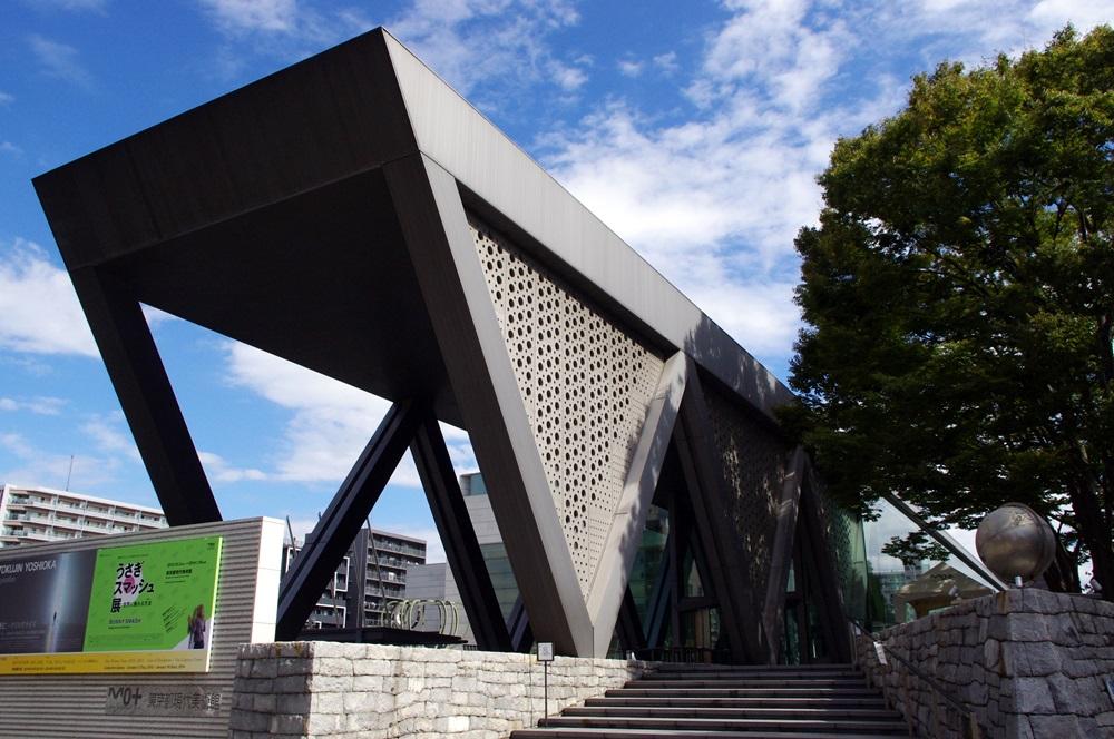 東京現代美術館 外観 mot-art-museum (1)