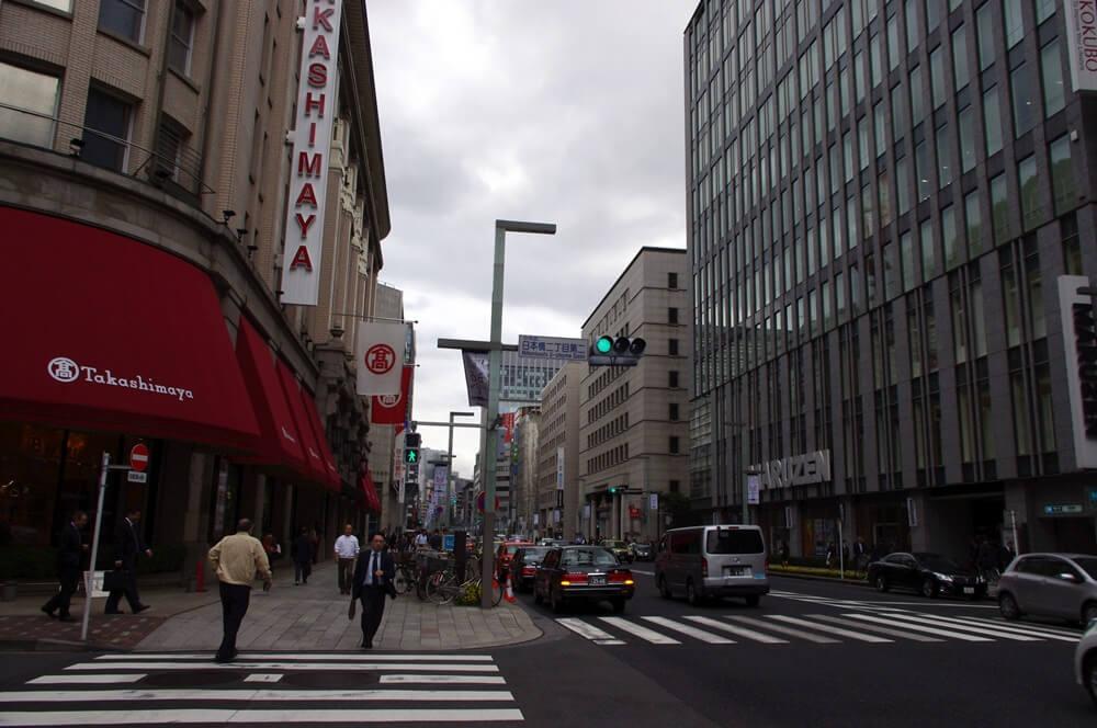 日本橋 1号線