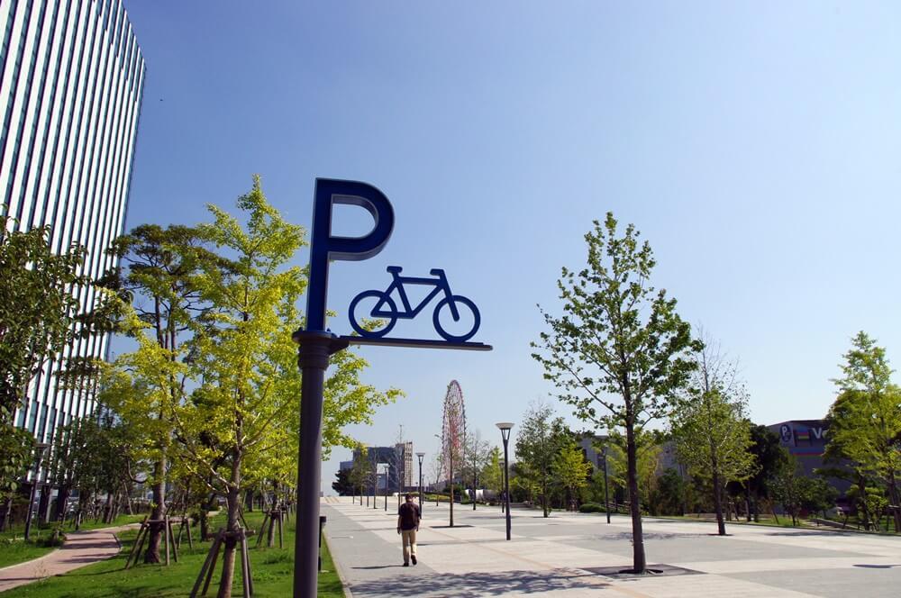 都内最強のランニングコース&サイクリングコースはお台場-有明のシンボルプロムナード(3)