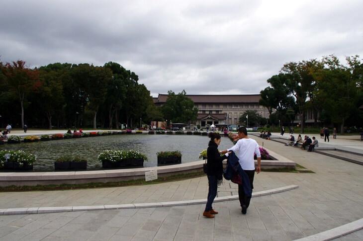 東京国立博物館 本館 (1)