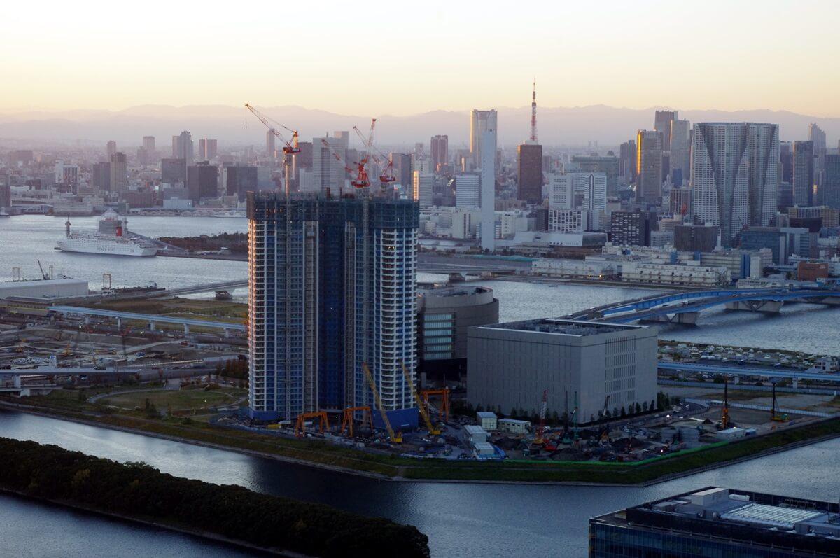 東京ワンダフルプロジェクト SKYZ TOWER&GARDEN (スカイズ タワー&ガーデン)