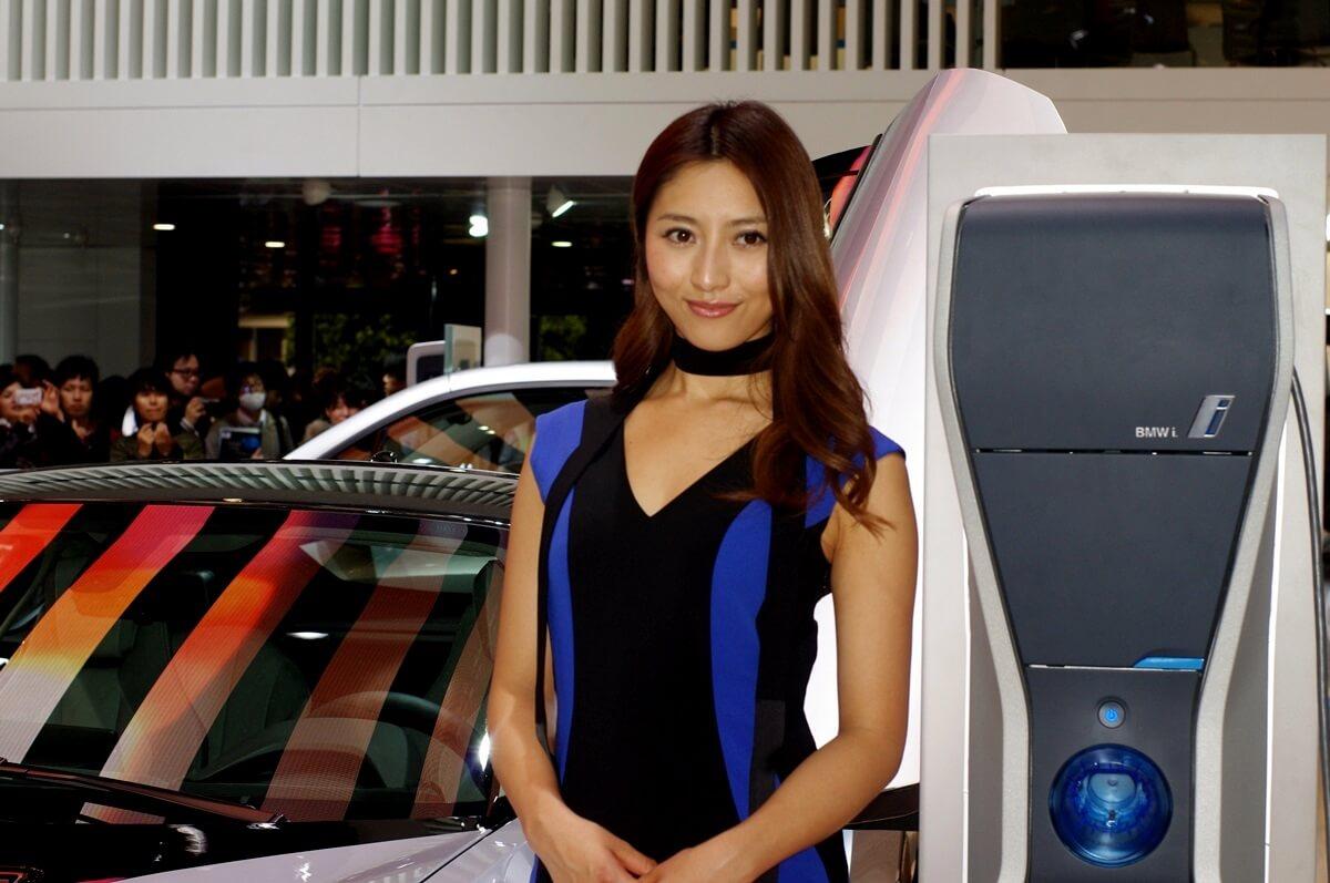 東京モーターショー2013 BMW (4)