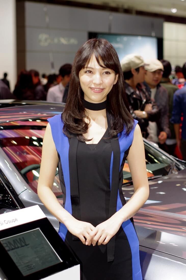 東京モーターショー2013 BMW コンパニオン