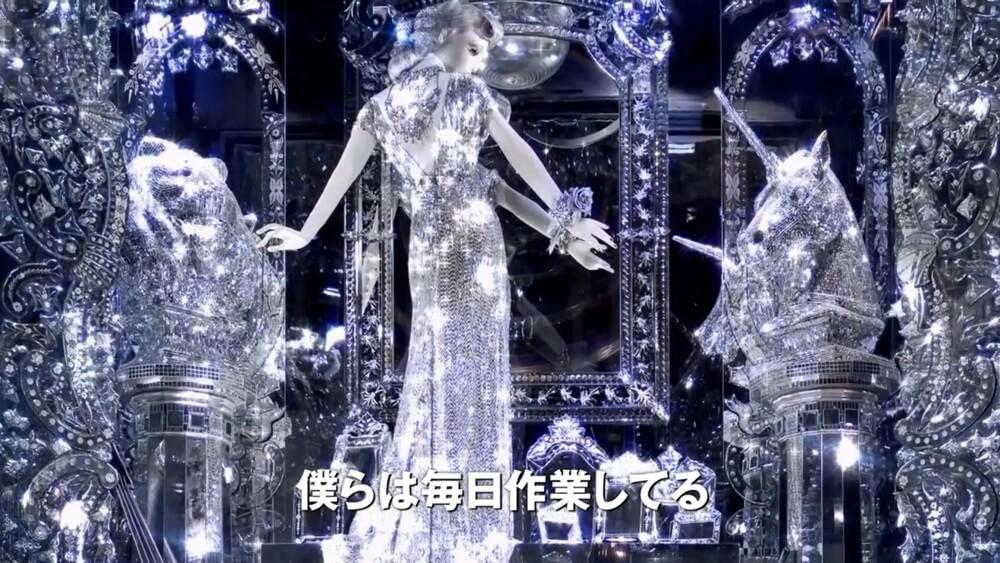 ウィンドーディスプレー ニューヨーク・バーグドルフ 魔法のデパート (10)