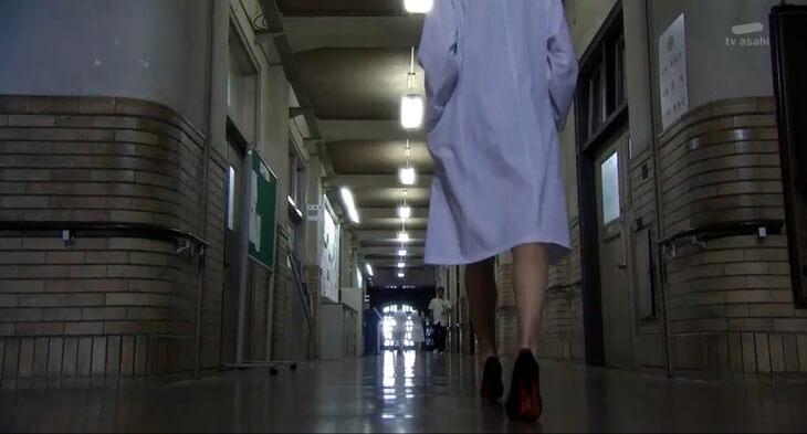 ドクターX〜外科医・大門未知子〜 米倉涼子 クリスチャン・ルブタン Christian Louboutin (2)