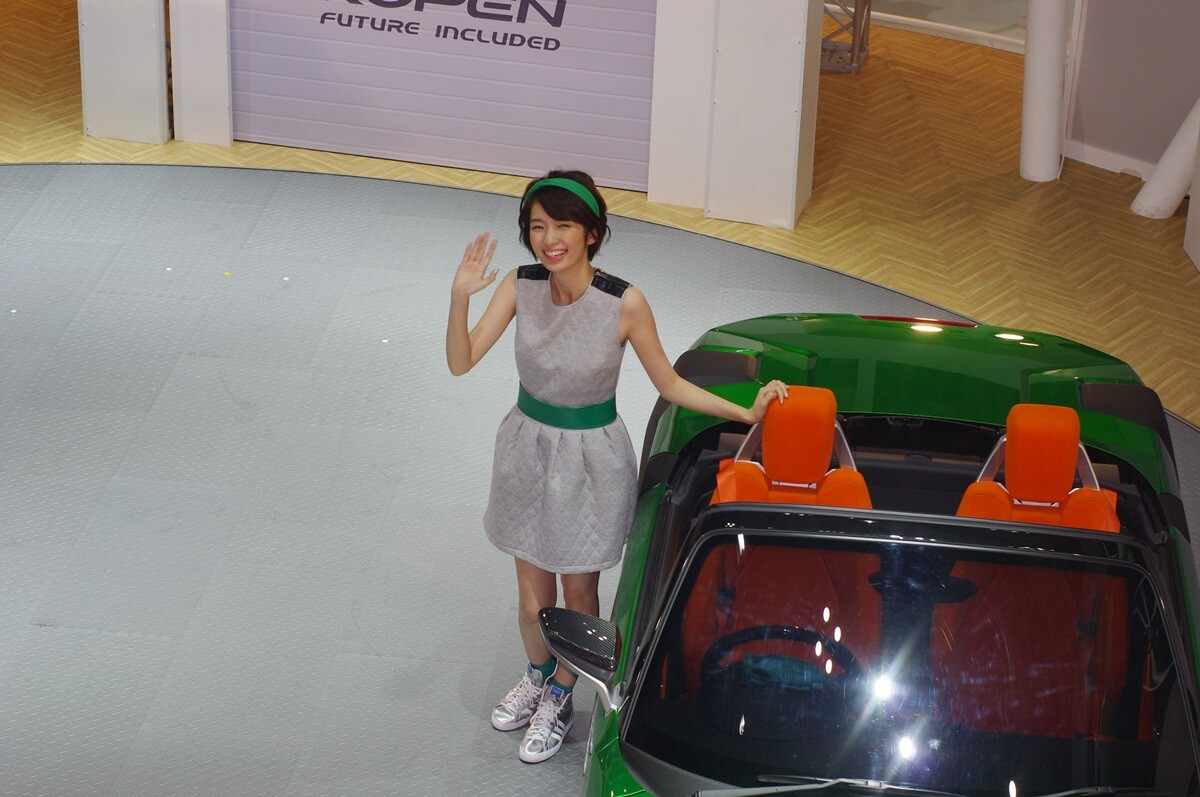 東京モーターショー2013 ダイハツ コペン DAIHATSU COPEN (3)