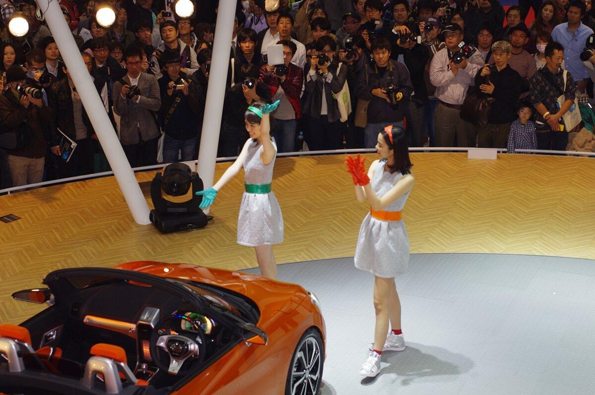 東京モーターショー2013 ダイハツ コペン DAIHATSU COPEN (5)