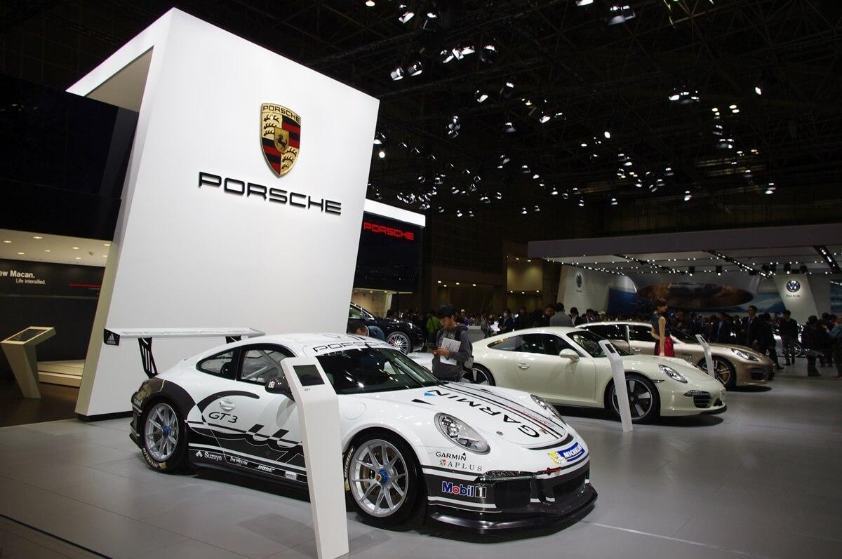 東京モーターショー2013 ポルシェ Porsche (3)