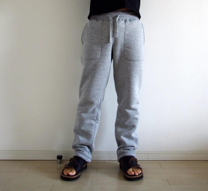 ユニクロ スウェットボアパンツA UNIQLO BOA SWET PANTS (1)