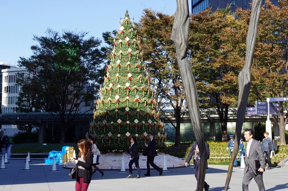 Xmas tree 六本木ヒルズクリスマスツリー2013