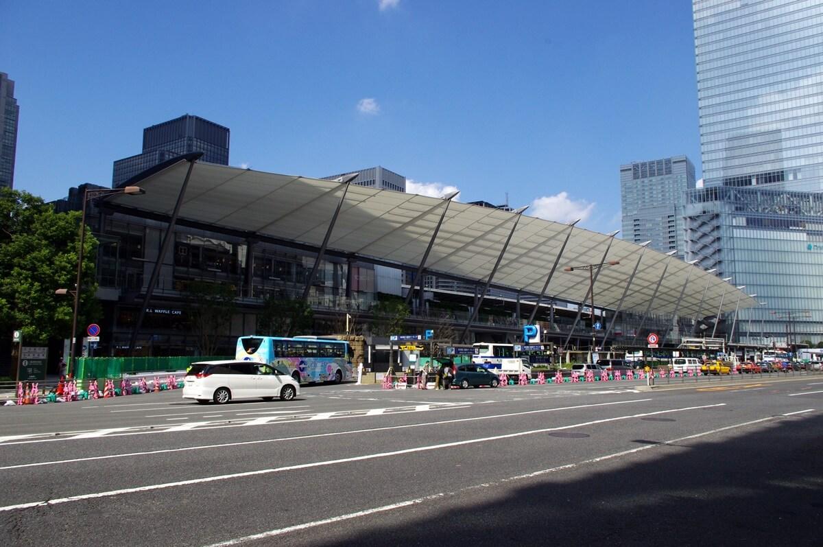 グランルーフ in 東京駅八重洲口 (1)