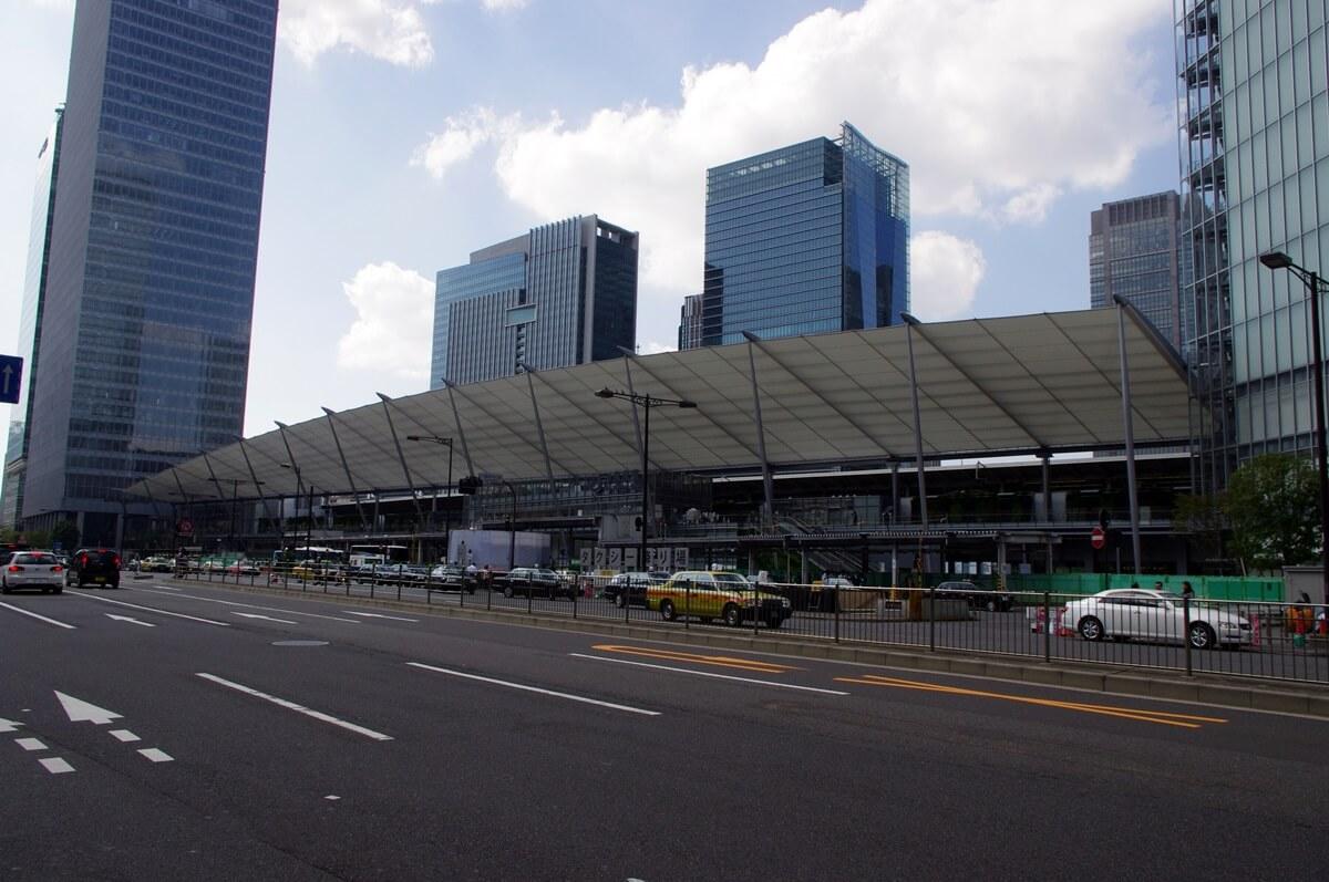グランルーフ in 東京駅八重洲口 (2)