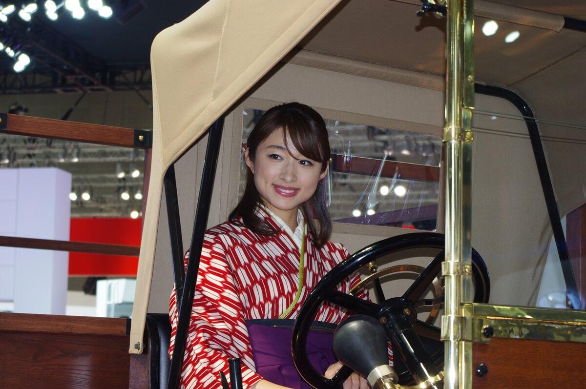 東京モーターショー2013 いすゞ コンパニオン isuzu (3)