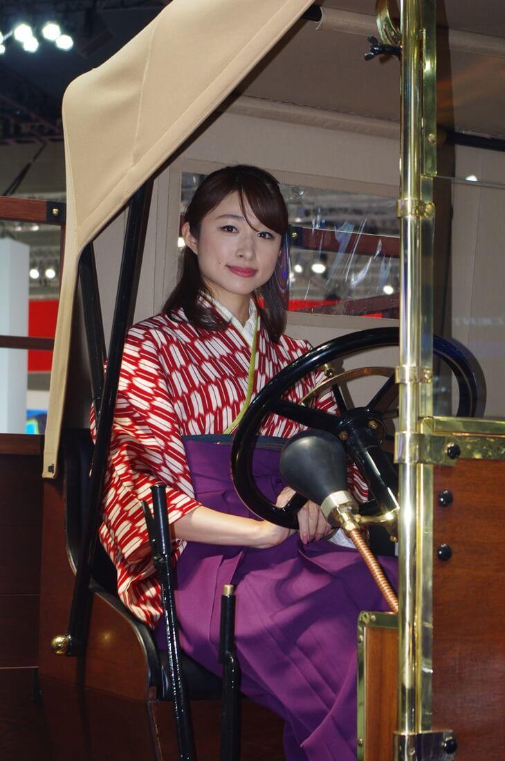 東京モーターショー2013 いすゞ コンパニオン isuzu (7)