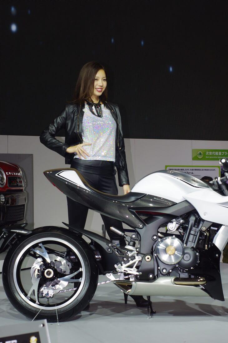 suzuki スズキ 東京モーターショー2013