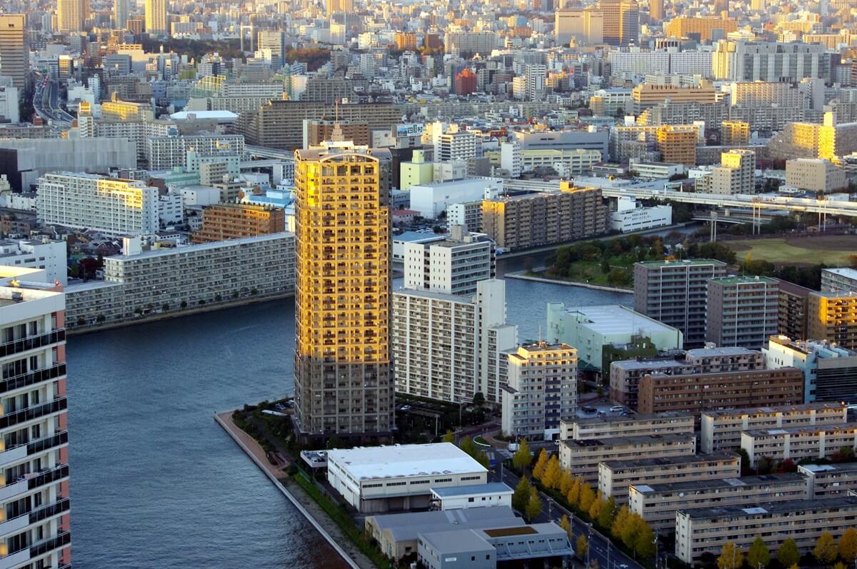 ベルタワー サキの住むマンション